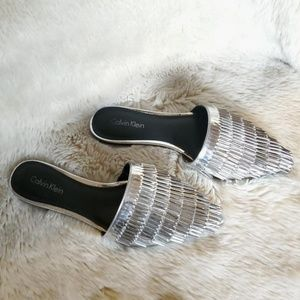 Calvin Klein Addie slides